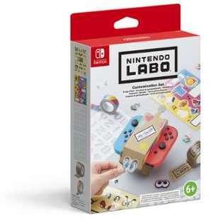 Nintendo Labo - Kit Déco (Ensemble