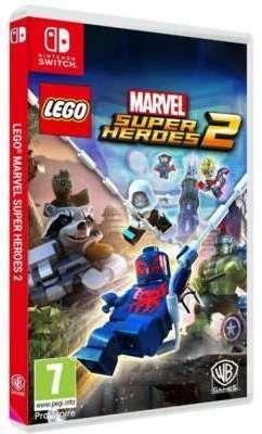 Jeu Switch Warner Lego Marvel