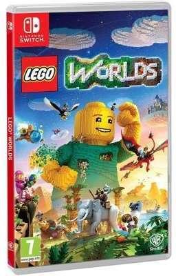 Jeu Switch Warner Lego Worlds