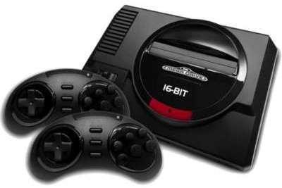 Console rétro E-Concept Sega