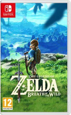 Jeu Switch Nintendo The Legend