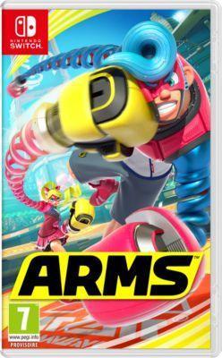 Jeu Switch Nintendo Arms