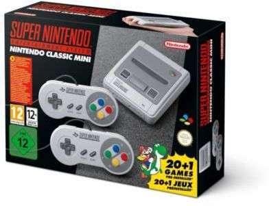 Console rétro Nintendo Super