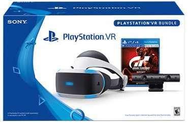 Sony PlayStation VR avec Gran