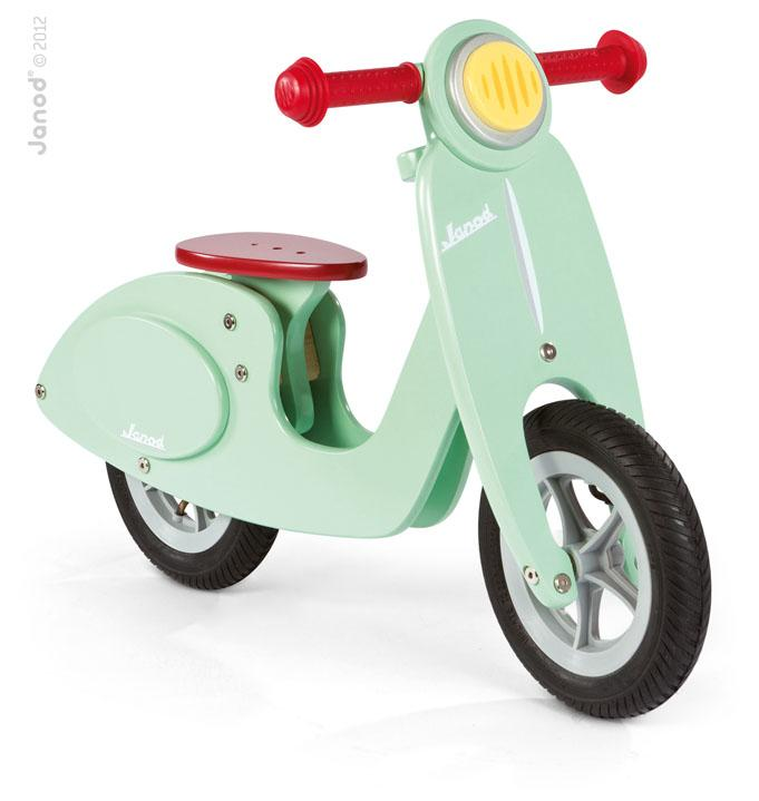 Janod - Scooter Mint