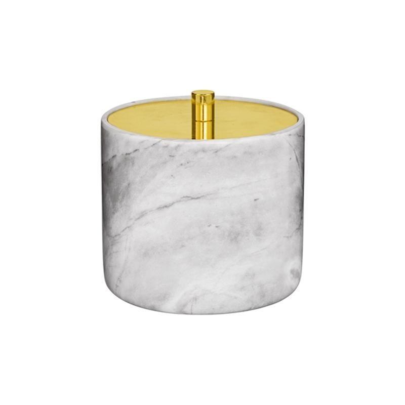 Marble - Boîte avec couvercle