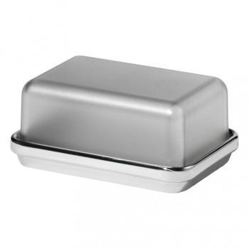 ES03G Butterdose - inox gris