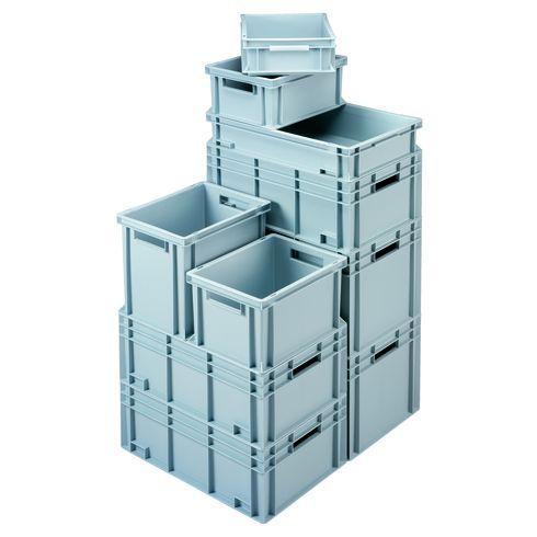 viso bac gerbable 50 litres 60 x 40 x 24 cm. Black Bedroom Furniture Sets. Home Design Ideas