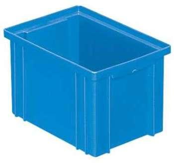 Bac gerbable 3 6 litres bleu