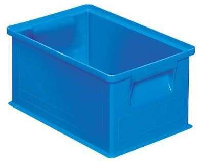 Bac gerbable 8 7 litres bleu