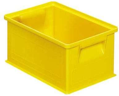 Bac gerbable 8 7 litres jaune