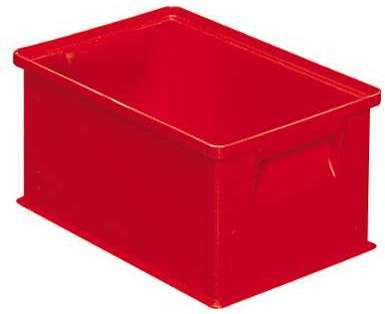 Bac gerbable 8 7 litres rouge