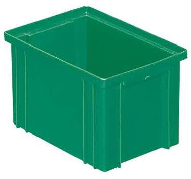 Bac gerbable 3 6 litres vert