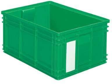 Caisse plastique 85 litres