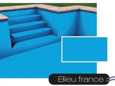 Liner piscine 85 100ème bleu