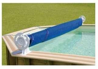 Enrouleur bâche piscine Luxe