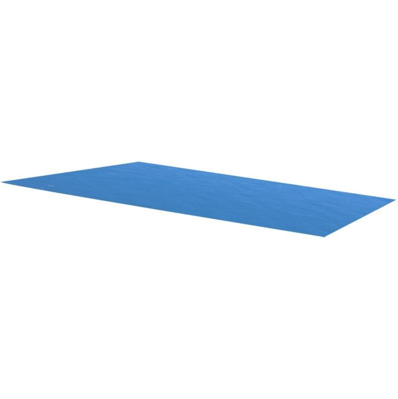 VidaXL Bâche de piscine bleue