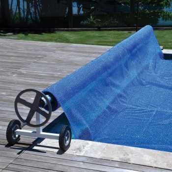 Enrouleur de bâches piscine