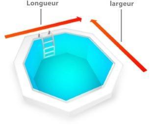 Cat gorie b ches couverture et liner page 1 du guide et for Achat liner pour piscine octogonale