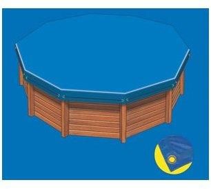 Cat gorie b ches couverture et liner page 1 du guide et for Bache sur mesure pour piscine