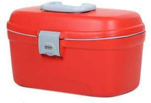 Vanity case Roncato Light 36 cm en polypropylène Orange