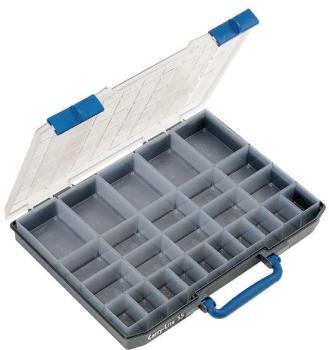 Coffret plastique 25 rangements