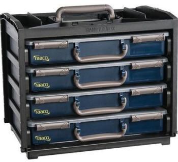 Handybox 55 composé de 4 malettes