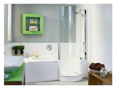 Catgorie baignoire page 6 du guide et comparateur d 39 achat - Baignoire douche avec porte d acces ...