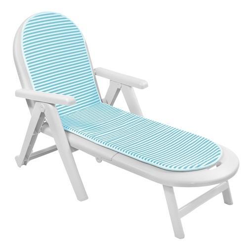 Bain de Soleil Caïman Blanc