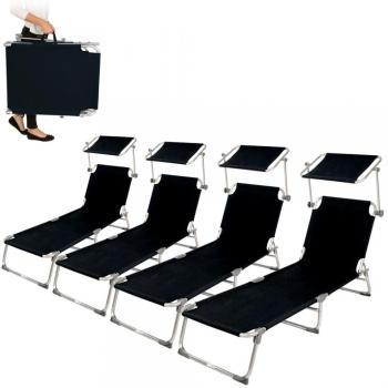 Chaise longue Transat Bain