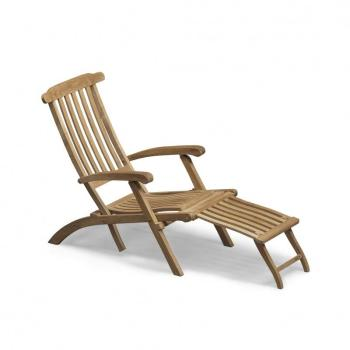 Steamer - Chaise longue -