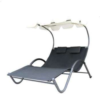 Transat bain de soleil biplace
