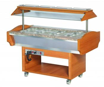 Bain-Marie Buffet Chaud 500W