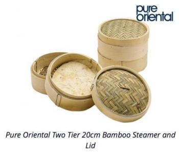 Panier vapeur en bambou 2