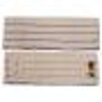 Frange 40 cm à poches - languettes