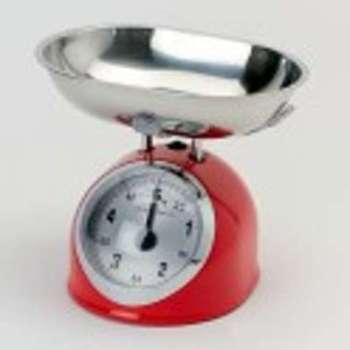Balance mecanique rouge 5kg