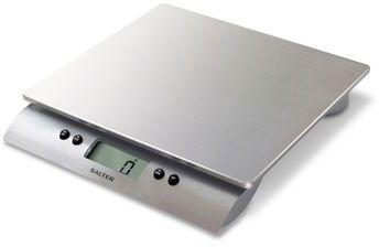 Balance électronique grise