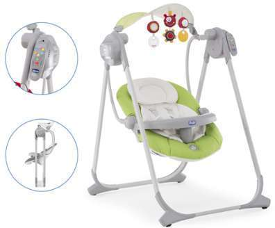 Chicco Polly Swing Up Balancelle
