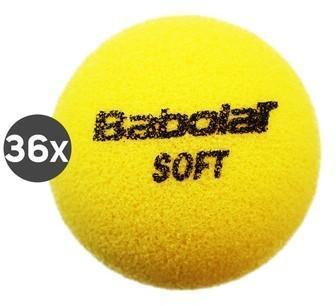 Soft Foam Seau De 36 Balles