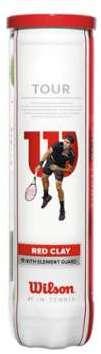 Wilson Balles de tennis Tour