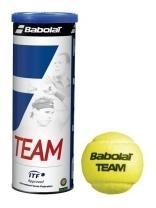 Tube de 3 balles Babolat Team