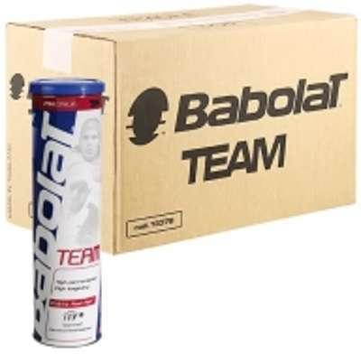 Balles Babolat Team - Carton