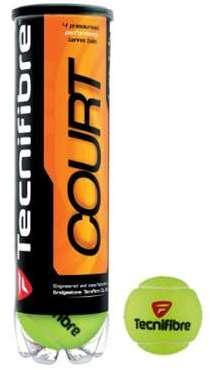 Tecnifibre balle de tennis