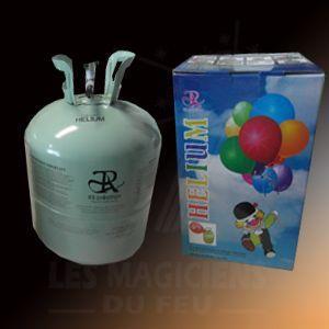 Grande bonbonne d hélium jetable