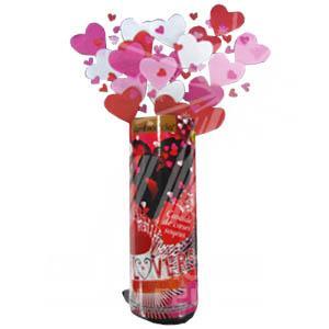 Bombe de table Lovers Coeur