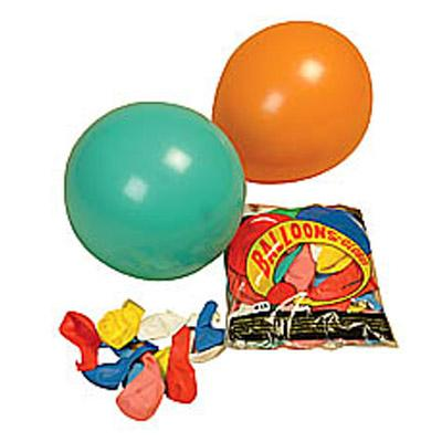 Sachet de 100 ballons de baudruche