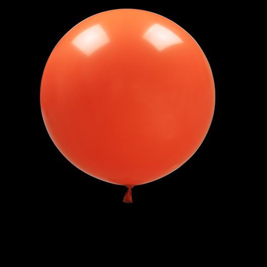 Ballon Géant Orange