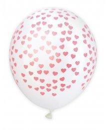 Ballon de Baudruche Coeur
