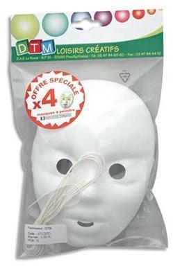 Masques fins basiques Enfants