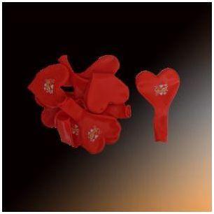 Ballons coeur I love you x
